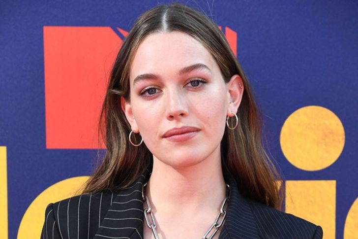 American actress Victoria Pedretti