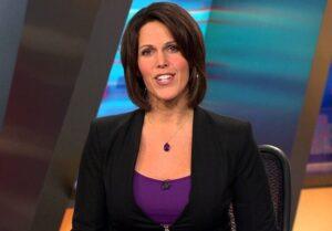 American correspondent Dana Jacobson