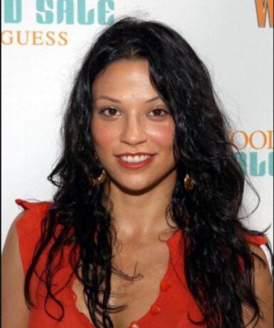 American actress Navi Rawat