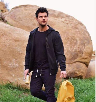 Actor Taylor Lautner got breakthrough from Twilight film series that earned him millions of dollars salary