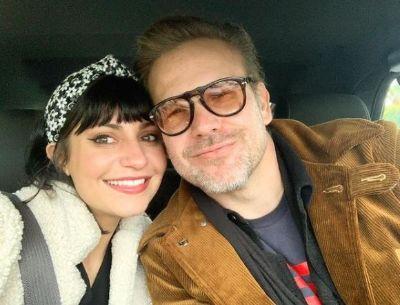 Kiley Casciano with her husband Matthew Davis