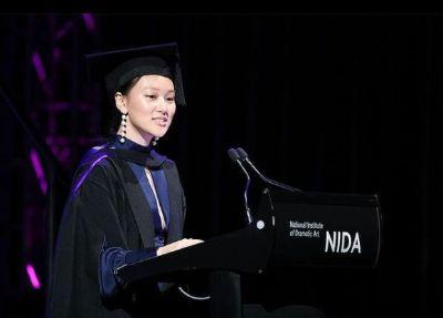 Yerin Ha graduated from NIDA in 2018